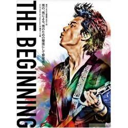 福山雅治【男性限定LIVE】Blu-ray&DVD『THE BEGINNING』