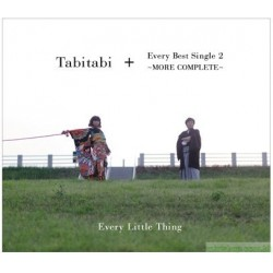 EVERY LITTLE THING/TABITABI+EVERY BEST SINGLE 2 ~MORE COMOLETE~(6CD+2BLU-RAY)(通常版)