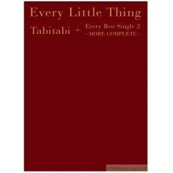EVERY LITTLE THING/TABITABI+EVERY BEST SINGLE 2 ~MORE COMOLETE~(6CD+2DVD+2BLU-RAY+PHOTO BOOKLET)