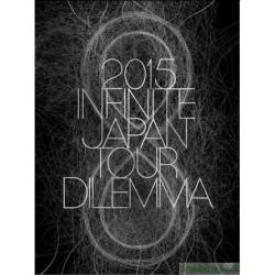 INFINITE 2015 INFINITE JAPAN TOUR -DILEMMA- DVD台版