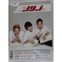 THE JYJ MAGAZINE no.1 JYJ 1000日