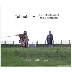 Tabitabi 旅程 + Every Best Single 2 ~MORE COMPLETE~6CD+2DVD