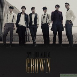 2PM - Vol.3 [Grown] (A Ver.)