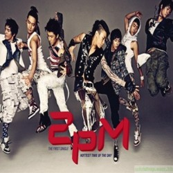 2PM - HOTTEST TIME OF THE DAY (1ST SINGLE)