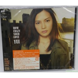 YUI HOW CRAZY YOUR LOVE(初回生産限定盤)