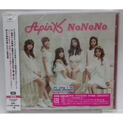 Apink/NoNoNo《通常盤》 CD