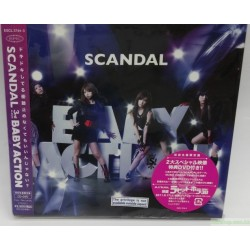 SCANDAL BABY ACTION(初回生産限定盤)