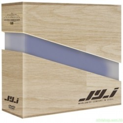 JYJ Worldwide Concert in Seoul (5DVDs+6pcs photobooks)