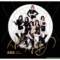 AOA - (2ND MINI ALBUM)