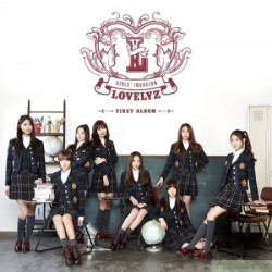 LOVELYZ - VOL.1 [GIRLS' INVASION]