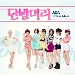 AOA - SHORT HAIR (1ST MINI ALBUM)
