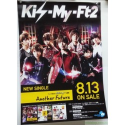 [海報]Kis-My-Ft2 poster