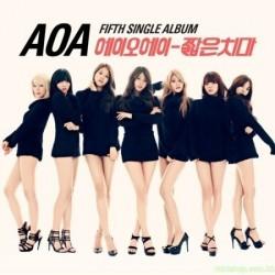 AOA - Single Album Vol.5 [Short Skirts]