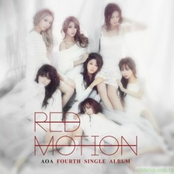 AOA - RED MOTION (4TH SINGLE ALBUM)