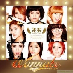AOA - WANNA BE (2ND SINGLE ALBUM)