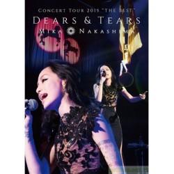 "[DVD]中島美嘉MIKA NAKASHIMA CONCERT TOUR 2015 ""THE BEST"" DEARS & TEARS 日版"