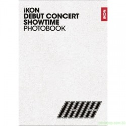 IKON DEBUT CONCERT [SHOWTIME] PHOTO BOOK
