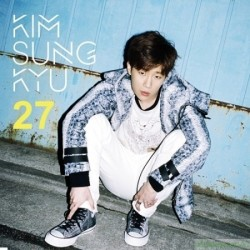金聖圭KIM SUNG KYU - 27 (2ND MINI ALBUM) 韓版
