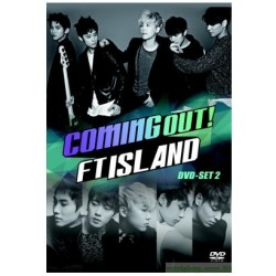 FTISLAND Coming Out! FTISLAND DVD-SET2日版