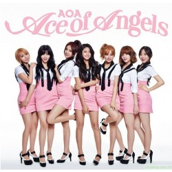 AOA Ace of Angels 初回A盤CD+DVD台版