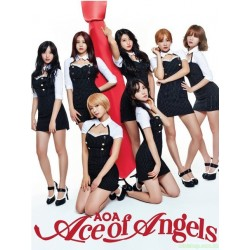 AOA Ace of Angels 初回B盤CD+2016桌曆版台版