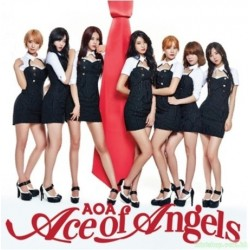 AOA Ace of Angels【通常盤初回限定仕様】日版