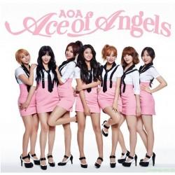 AOA Ace of Angels【初回限定盤A】CD + DVD日版
