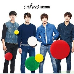 CNBLUE  日文正規4輯 colors 台壓初回限定B盤 [CD+ DVD]