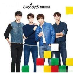 CNBLUE / 日文正規4輯 colors 台壓初回限定A盤 [CD+ DVD]