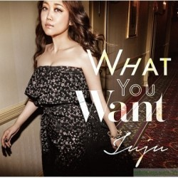 JUJU WHAT YOU WANT日初 CD+DVD
