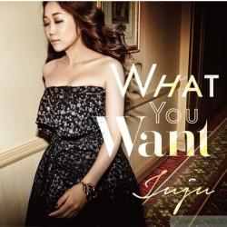 JUJU WHAT YOU WANT 日通 CD