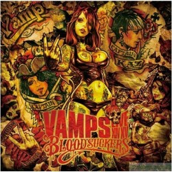VAMPS LIVE 2015 BLOODSUCKERS  日版DVD/Blu-Ray