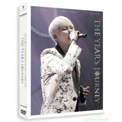 申彗星Shin Hye Sung 2013-2014 SHIN HYE SUNG  'THE YEAR's JOURNEY'_SPOT DVD