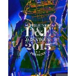SUPER JUNIOR-D&E JAPAN TOUR 2015 -PRESENT-【初回生産限定盤】 (2BD+24頁寫真冊)