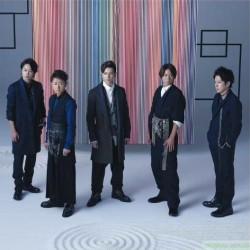 嵐  「Japonism」通常盤(CD)日版