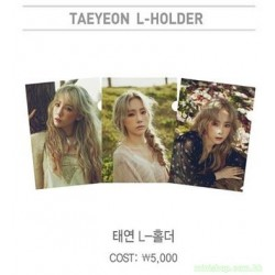 (Girls' Generation) TAEYEON少女時代太妍 L-HOLDER