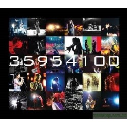 [BD]陳綺貞  時間的歌 巡迴演唱會影音記錄 限量藍光綻放珍藏盤(BD+2CD)