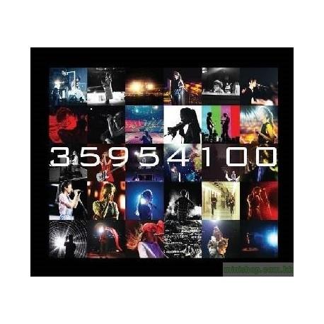 [DVD]陳綺貞 時間的歌 巡迴演唱會影音記錄 限量影音典藏 (2DVD+2CD)