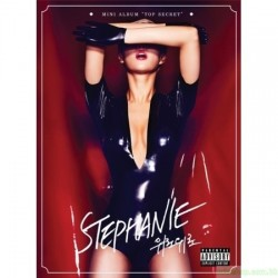 Stephanie(天上智喜) 1st EP [Top Secret] 韓版