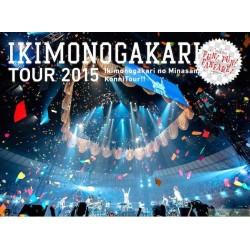 Ikimonogakari 「いきものがかりの みなさん、こんにつあー!! 2015 ~FUN! FUN! FANFARE!~」