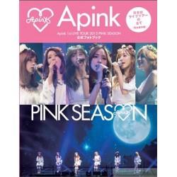 Apink 1st LIVE TOUR2015~PINK SEASON~ 公式フォトブック 日版