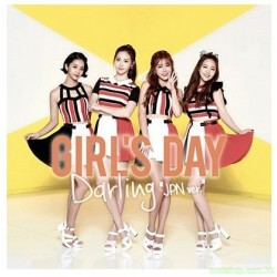 Girl's Day Darling (JPN ver.)<通常盤 Type-B>