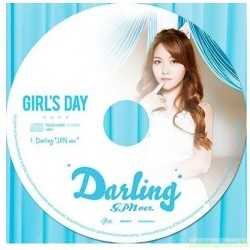 Girl's Day Darling (JPN ver.) ミナ盤
