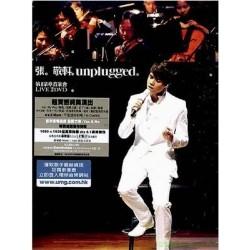 張敬軒Unplugged第一章音樂會 Live (DVD)