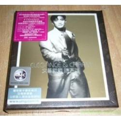 陳百強 ELEGANCE & CHARM 文質翩翩 (4CD + DVD)