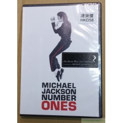 Michael Jackson: Number Ones DVD