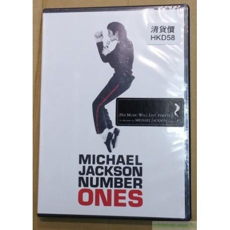 Michael Jackson: Number Ones DVD