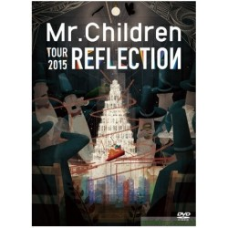 Mr Children   Reflection[live&Film]DVD 日版