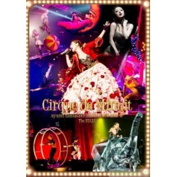 [台版]濱崎步 2015 ARENA 巡迴演唱會 A Cirque de Minuit ~深夜中的馬戲團~ The FINAL DVD