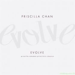 [首批德版CD]陳慧嫻2015全新Hi Fi錄音 PRISCILLA CHAN.EVOLVE